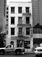 New York City Storefront BW5