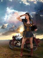 Wonder Woman: Looking Toward Peace