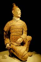 Soldier of Terra-cotta army, Xi'an, China