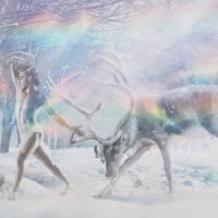 Winter Solstice by Ran Valerhon