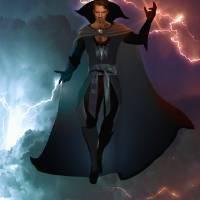 Doctor Strange by Ran Valerhon