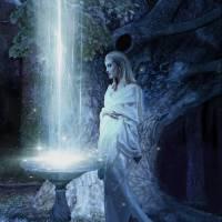 Galadriel's Mirror by Ran Valerhon