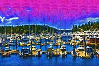 Roche Harbor by Kirt Tisdale