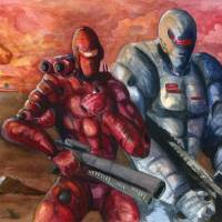 The Doomsday Squad Art Prints & Posters by Jeff Moser