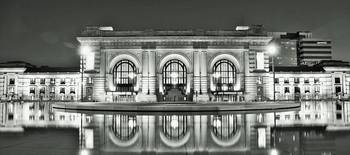 Reflections of Union Station