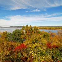 Autumn in Minnesota by Donnie Shackleford