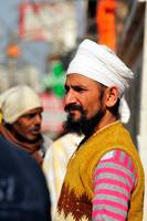 Unmistakable Punjabi Face