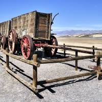 Borax Wagon by Donnie Shackleford