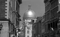 Montreal Dome of Marché Bonsecours