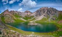Island Lake by Marcus Panek