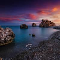 """Aphrodites Rock"" by ElenaParaskeva"