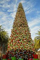 Fashion Island Holiday Centerpiece