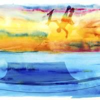 Christian Hosoi Art Prints & Posters by Chris Gallow