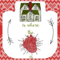 Christmas! Home is where the heart is!
