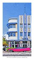 Marlin Hotel, Miami Beach, Art Deco District