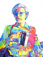 ANDY WARHOL MEDIA MAN