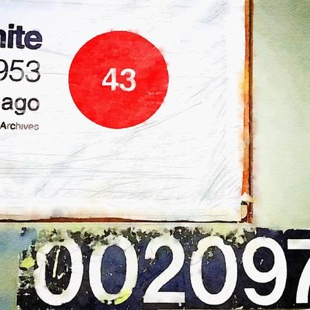 Marker 43