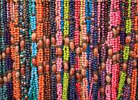 Colorful Tagua Necklaces