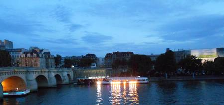 Paris River View