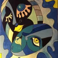 Untitled Art Prints & Posters by Daniel Quinonez
