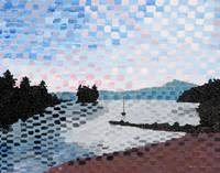 Pixelated Chateaugay