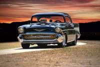 1957 Chevrolet Bel Air 'Serious Business' I