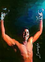Muhammad Ali #8 Wall Art