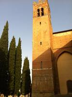 Siena Church Tower