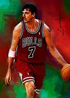 Toni Kukoc Wall Art
