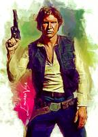 Han Solo #5 Art by Edward Vela
