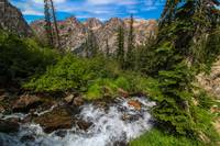 Sawtooth Runoff