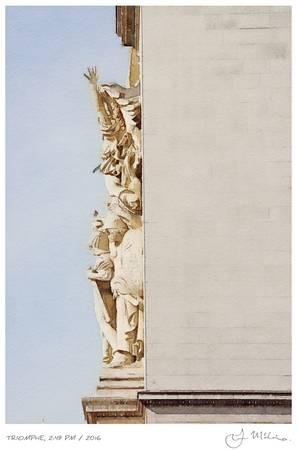 Triomphe, 2:49 PM