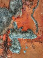 WALL DECAY ABSTRACT #12, Edit C.