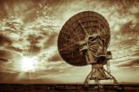 Very Large Array #9 by Marcus Panek