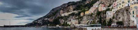Amalfi Before the Storm
