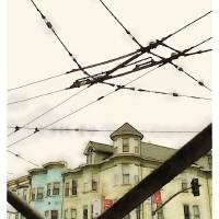 Divisadero, 9:08 AM (8x10) by John McConnico