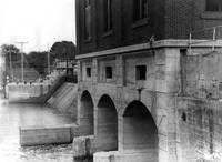 W.M. Murphy's 1912 dam east of Crookston