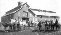 Bonanza farms in the late 1800s