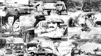 Smokey and the Bandit Collage