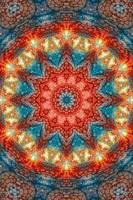 Mandala Abstract - Birth Of A Sun