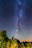 Milky Way in Maine
