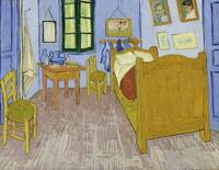 Vincent van Gogh's Bedroom in Arles
