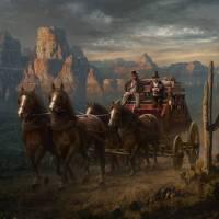 """""""Badland Express"""" by sareltheron"""