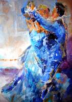Ballroom Dancing – Dance Art Gallery 55 Portrait