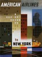 Vintage poster - New York City