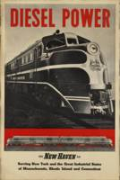 Vintage poster - New Haven Railroad