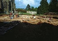 Addingham Excavation by Priscilla Turner