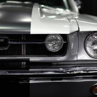 """Ford Mustang Fastback 5D20342"" by wingsdomain"