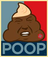 Donald Trump - POOP - Pop Art