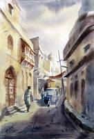 Lahore Painting